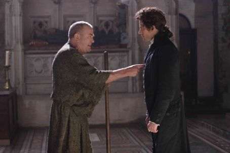John Newton played by Albert Finney and William Wilberforce played by Ioan Gruffudd in Roadside Attractions' Amazing Grace - 2007