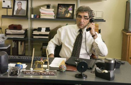 Eugene Levy as Morley Orfkin in director Christopher Guest's For Your Consideration.  Photo credit: Suzanne Tenner © 2006 Shangri-La Entertainment, LLC.
