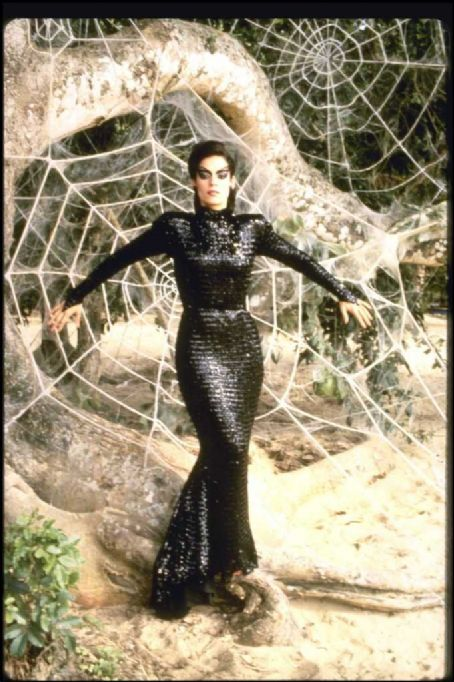 Sonia Braga  star as Leni Lamaison / Spider Woman in City Lights Pictures' Kiss of the Spider Woman.