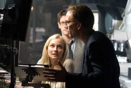 Justin Bartha Left to right: DIANE KRUGER, JUSTIN BARTHA, NICOLAS CAGE in National Treasure: Book of Secrets' © Disney Enterprises, Inc. and Jerry Bruckheimer, Inc. All rights reserved. Photo credit: Robert Zuckerman