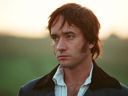 Pride & Prejudice - Matthew MacFadyen in a scene from Pride and Prejudice - 2005