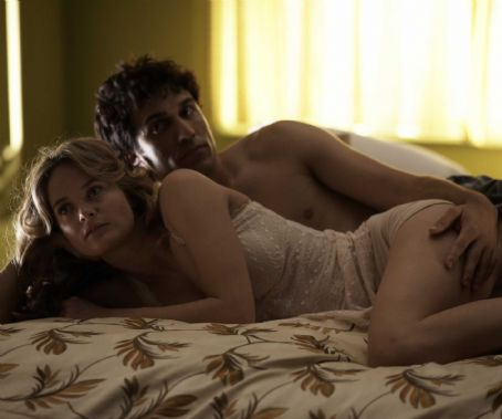 "Adoration ""Rachel (Rachel Blanchard) and Sami (Noam Jenkins) in their bedroom."" Photo credit: Sophie Giraud. ©  Productions. Courtesy of Sony Pictures Classics. All Rights Reserved"