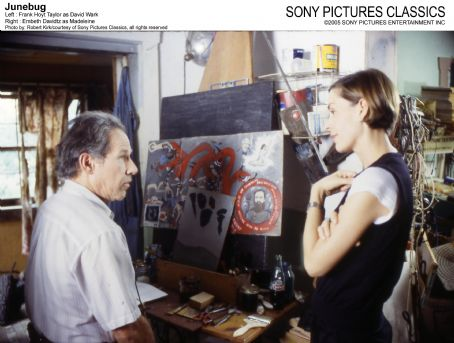 Embeth Davidtz Left: Frank Hoyt Taylor as David Wark; Right:  as Madeleine; Photo by: Robert Kirk/courtesy of Sony Pictures Classics, all rights reserved.