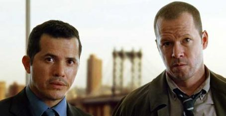 John Leguizamo and Donnie Wahlberg stars in Overture Films' RIGHTEOUS KILL.
