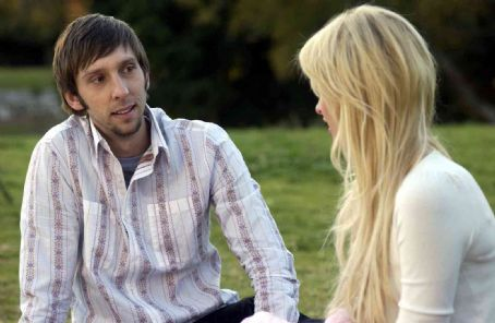 Joel David Moore Joel Moore as Nate and Paris Hilton as Cristabelle in The Hottie and the Nottie. Photos by Pattie Arpaia, Courtesy Regent Releasing.