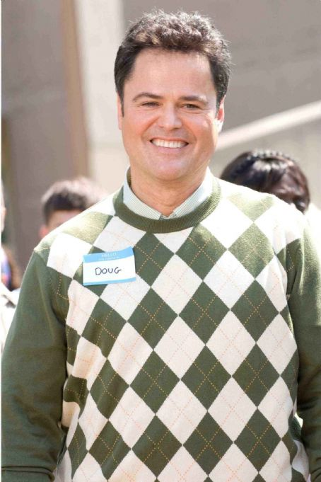 Donny Osmond DONNY OSMOND in COLLEGE ROAD TRIP © Disney Enterprises, Inc. All rights reserved. Photo Credit: John Clifford.