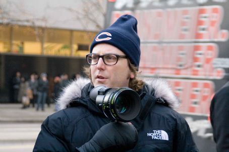 "David Dobkin Director DAVID DOBKIN on the set of Warner Bros. Pictures' holiday comedy ""Fred Claus,"" distributed by Warner Bros. Pictures. The film stars Vince Vaughn and Paul Giamatti. Photo by Zade Rosenthal"