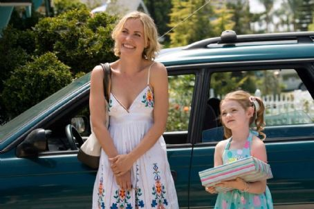 Morgan Lily Radha Mitchell as Dawn and  as Millie Stupek in Overture Films' Henry Poole Is Here.