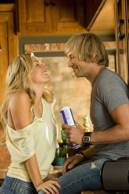 "Ryan Hansen Chelsea (WILLA FORD) tempts Nolan (RYAN HANSEN) in New Line Cinema's and Paramount Pictures' horror film ""Friday the 13th,"" a Warner Bros. Pictures release. Photo by John P. Johnson"