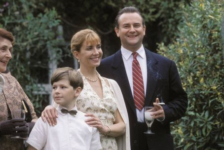 Hugh Bonneville Augustus Jeremiah Lewis, Natasha Richardson, & ; Photo By: Colm Hogan