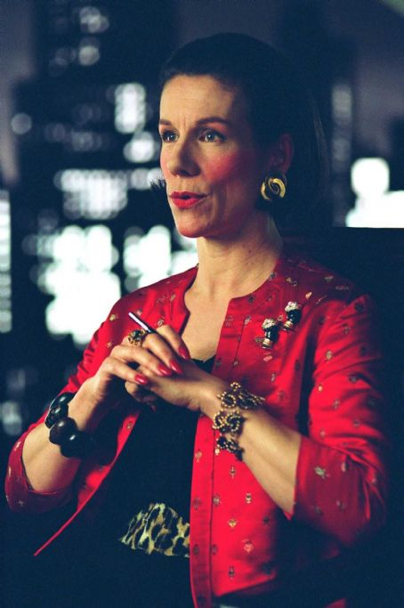 Juliet Stevenson  as Diana Vreeland in director Douglas McGrath's Infamous, a Warner Independent Pictures release. Photo Credit: Deana Newcomb © 2005 Warner Bros. Entertainment Inc.