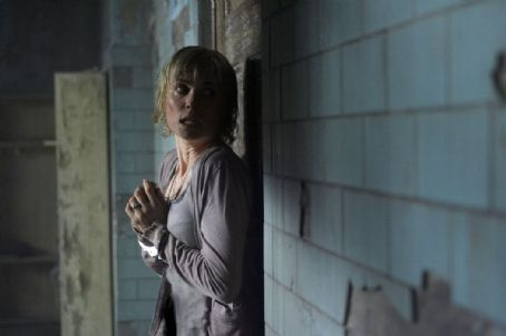 Radha Mitchell as Rose in Silent Hill - 2006. Distributed by Sony Pictures.