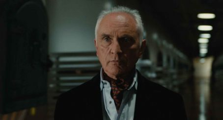 "Terence Stamp TERENCE STAMP as Siegfried in Warner Bros. Pictures' and Village Roadshow Pictures' action comedy ""Get Smart,"" distributed by Warner Bros. Pictures. The film stars Steve Carell, Anne Hathaway, Dwayne Johnson and Alan Arkin. Photo c"