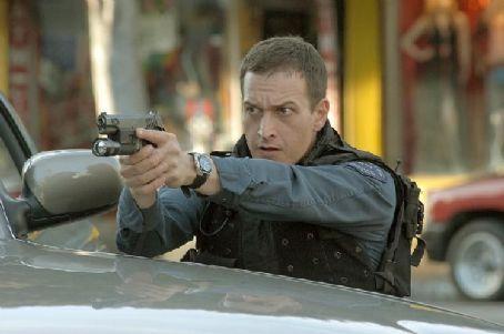 S.W.A.T. Josh Charles portrays elite  team member T.J. McCabe.