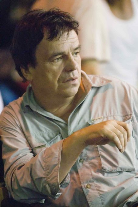 "Neil Jordan Director NEIL JORDAN on the set of Warner Bros. Pictures' and Village Roadshow Pictures' psychological thriller ""The Brave One,"" distributed by Warner Bros. Pictures. Photo by Abbot Genser"