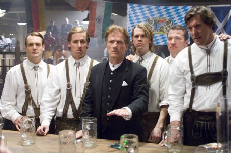 Will Forte From left to right: WILL FORTE as Otto, NAT FAXON as Rolf, JURGEN PROCHNOW as Baron, ERIC CHRISTIAN OLSEN as Gunter, GUNTER SCHLIERKAMP as Schlemmer, and RALF MOELLER as Hammacher in Warner Bros. Pictures' and Legendary Pictures' comedy &#8220