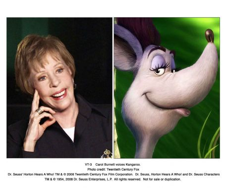 Carol Burnett  voices Kangaroo. Photo credit: Twentieth Century Fox