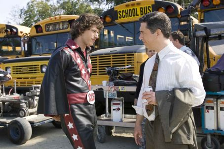 Chris Parnell Andy Samberg and . Credits by James Dittiger. (C) 2006 Paramount Pictures. All rights reserved.