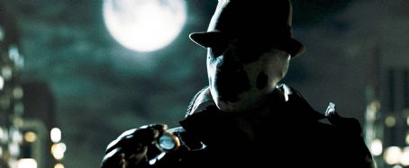 Jackie Earle Haley JACKIE EARLE HALEY as Rorschach in Warner Bros. Pictures', Paramount Pictures' and Legendary Pictures' action adventure 'Watchmen,' distributed by Warner Bros. Pictures. Photo courtesy of Warner Bros. Pictures