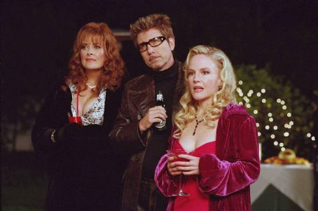 Deborah Theaker as Liz Finneman, Jim Piddock as Simon Whitset and Rachel Harris as Debbie Gilchrest in director Christopher Guest's For Your Consideration. Photo credit: Suzanne Tenner © 2006 Shangri-La Entertainment, LLC.