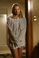 Jamie Palamino Amy Smart as  in New Line Cinema's romantic comedy JUST FRIENDS.