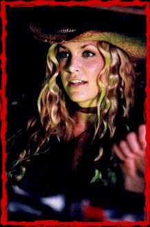 Sheri Moon Zombie Sheri Moon as Baby in Lions Gate Films' House of 1000 Corpses - 2003