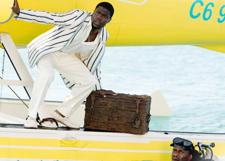 "Kevin Hart  stars in Warner Bros. Pictures' romantic comedy adventure ""Fool's Gold."""