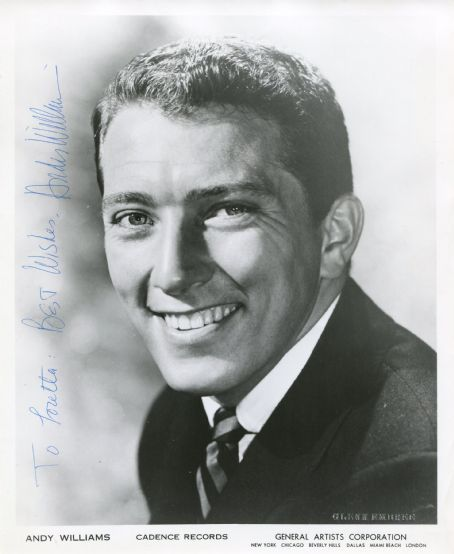 Andy Williams a