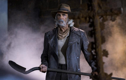 Sam Elliott Caretaker () is Ghost Rider friends in action fantasy movies Ghost Rider - 2007