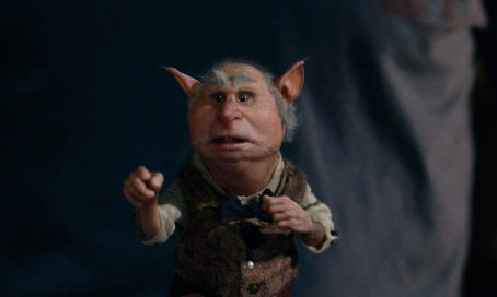 "Martin Short Thimbletack (the voice of MARTIN SHORT) is one of the enchanted creatures living in the walls of Arthur Spiderwick's secluded old house in ""The Spiderwick Chronicles."" Photo Credit: Courtesy of Paramount Pictures. © 2008 by PARAMOUNT PIC"