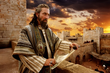 "Ciarán Hinds Ciaran Hinds stars as ""King Herod"" in New Line Cinema's release of Catherine Hardwicke's drama, The Nativity Story."