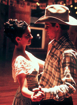 All the Pretty Horses Penelope Cruz and Matt Damon in Miramax's All The Pretty Horses - 2000