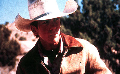 All the Pretty Horses Lucas Black as Blevins in Miramax's All The Pretty Horses - 2000