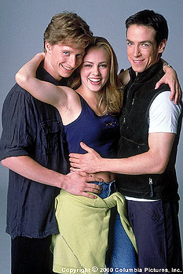 Amanda Schull At the heart of the Columbia Pictures presentation Center Stage (2000) is the romantic struggle between world-class ballet star Cooper (Ethan Stiefel, left), aspiring dancer Jody () and unassuming ballet student Charlie (Sascha Radetsky).