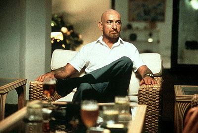 Sexy Beast Ben Kingsley as Don Logan in Fox Searchlight's  - 2001