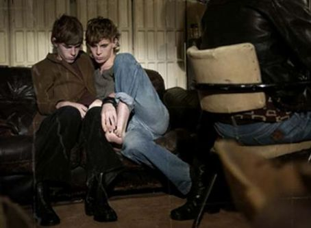 Luke Treadaway Harry Treadaway and  in IFC Films' Brothers of the Head - 2006