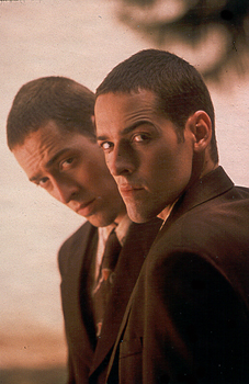 Twin Falls Idaho Twins Mark and Michael Polish in