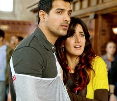 New York - John Abraham and Katrina Kaif