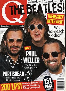 Paul McCartney - Q Magazine [United Kingdom] (December 1995)