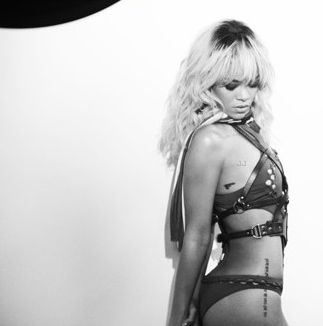 Rihanna - Esquire Magazine Pictorial [United Kingdom] (July 2012)
