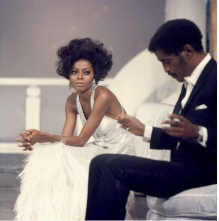Diana Ross, Sammy Davis Jr.