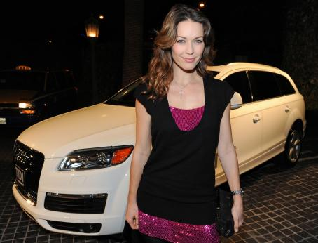 Louise Griffiths - Oscar Red Carpet Fashion Cocktail Party Hosted By Audi At Cecconi's Restaurant In West Hollywood On February 28, 2010 In Los Angeles, California