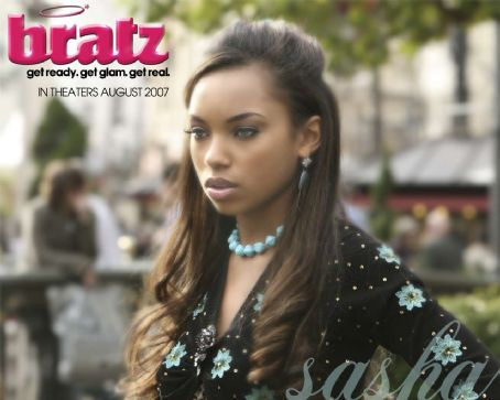 Logan Browning Bratz: The Movie Wallpaper