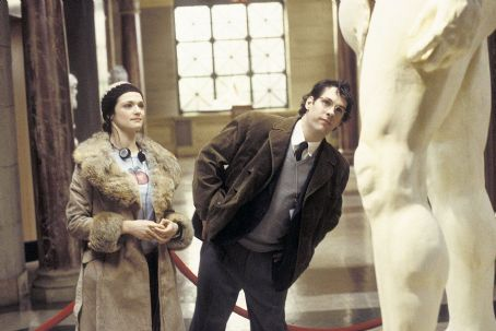 The Shape of Things Rachel Weisz (left) and Paul Rudd (right)