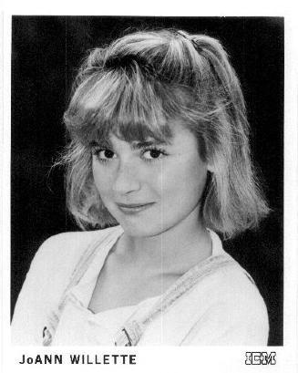 JoAnn Willette actress