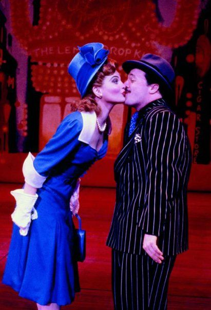 Faith Prince Guys and Dolls 1992 Broadway Revivel