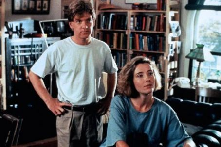 Dead Again Emma Thompson and Kenneth Branagh in  (1991)