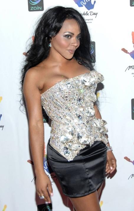Kimberly 'Lil' Kim' Jones - Lil' Kim - Mandela Day: A 46664 Celebration Concert At Radio City Music Hall On July 18, 2009 In New York City