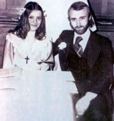 Phil Collins and Andrea Bertorelli