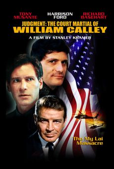 Judgment: The Court Martial of Lieutenant William Calley (1975) Poster